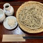 蕎都 - 料理写真:からみ(950円)