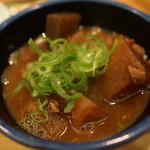串鳥 - モツ煮