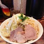 濃菜麺 井の庄 - 料理写真:濃菜麺 野菜大盛り