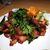 タイ田舎料理 クンヤー - ネームクラドゥックムートード(ナンコツ入りソーセージの揚げ物) 1,150円
