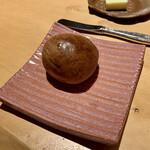 Nishimura Takahito la Cuisine creativite - 自家製バターロール