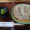 そば処 春来てっぺん - 料理写真:ざる大盛り…1050円