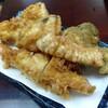 松月庵 - 料理写真:天ぷら