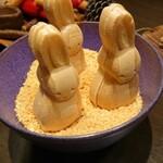 Sincere - ウサギの中にはフォアグラが
