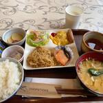 那須塩原ステーションホテル - 料理写真:朝食
