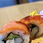 SHARI - ロール寿司膳