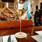 ポロとワイン -