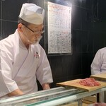 """第三春美鮨 - 「""""究極のネギトロ""""、作っちゃいますか!」と想像通りの展開に!!"""
