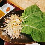 韓国宮廷料理ヨンドン -