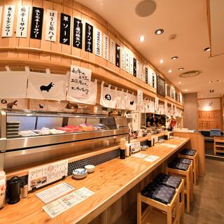大阪で今、大注目の梅田第2ビルに店舗があります!!