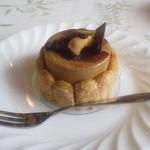 モカボーネン - 料理写真:お店の名を冠した「モカ・ボーネン」350円。ビターなコーヒー風味が秀逸。