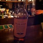 authentic bar wein - Blair Atholのボトル