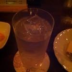 authentic bar wein - 白州のハイボール