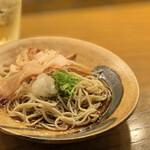 福島酒場 おお㐂 - コース・手打ちお蕎麦