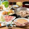 濱田屋 - 料理写真:水炊きコース