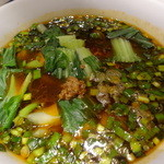 虎 - 辣醤麺