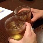 オーピンク - 最後の乾杯(⌒-⌒