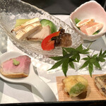 舞桜 - 酒菜