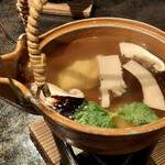 舞桜 - 松茸土瓶蒸し