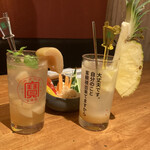 肉とか魚とか 串天ぷら酒場 レレレ -