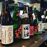 白金台所 茶わんむし 下釜 - 日本酒は、こだわりの品揃え
