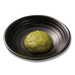 七輪焼肉 安安 - 練りわさび