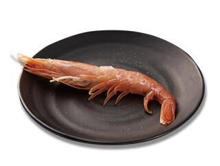 七輪焼肉 安安 - 有頭えび塩焼き