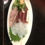 桜里 - 酢の物盛り合わせ