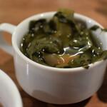 BiOcafe - ヴィーガン野菜スープ(塩味)