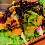 BiOcafe - サラダ2皿目