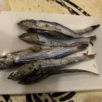 こば酒店 - 天草の小魚