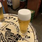 こば酒店 - 生ビール