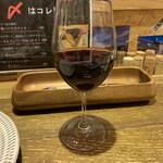 非常識ビストロマルコ - イタリアの赤ワイン(チロ ロッソ)