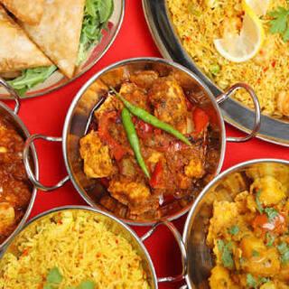インド料理好きの方も納得のラインナップ