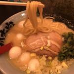 松壱家 - 太麺
