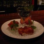 バー ノーツ - イチゴ&ブルーベリーちょこっと盛り