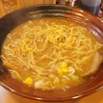 北海道ラーメン はる - 麺は北海道北海道しています。