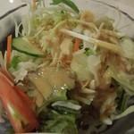 渓泉 - サラダ