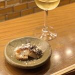 福島酒場 おお㐂 - コース・銀鱈の西京焼き 淡雪塩