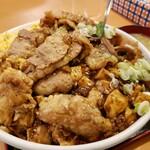 ランラン - から揚げ、麻婆豆腐ゾーン