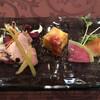 クラブ・ヴィアージュ - 料理写真:ランチセットの前菜