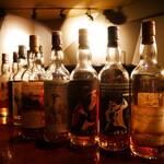 リットバー - スコッチウイスキー