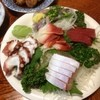 小松ちゃん - 料理写真:刺身盛合せ