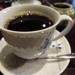 喫茶どんぐり - セットドリンクの珈琲