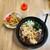 丸三 - 鶏冷やしラーメン+ミニ豚丼セット(980円)です。