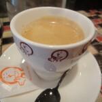 ピッツェリア イル スオーノ スコッレ 22 - コーヒー