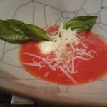 ピッツェリア イル スオーノ スコッレ 22 - 冷製スープ