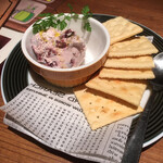 CHEESE SQUARE AVANTI - * マルカルポーネチーズパテ 500円