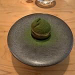 路地裏のShiki - 前菜:南瓜 みかん フォアグラ