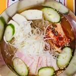 ホルモン道場 寄り本舗 - 冷麺